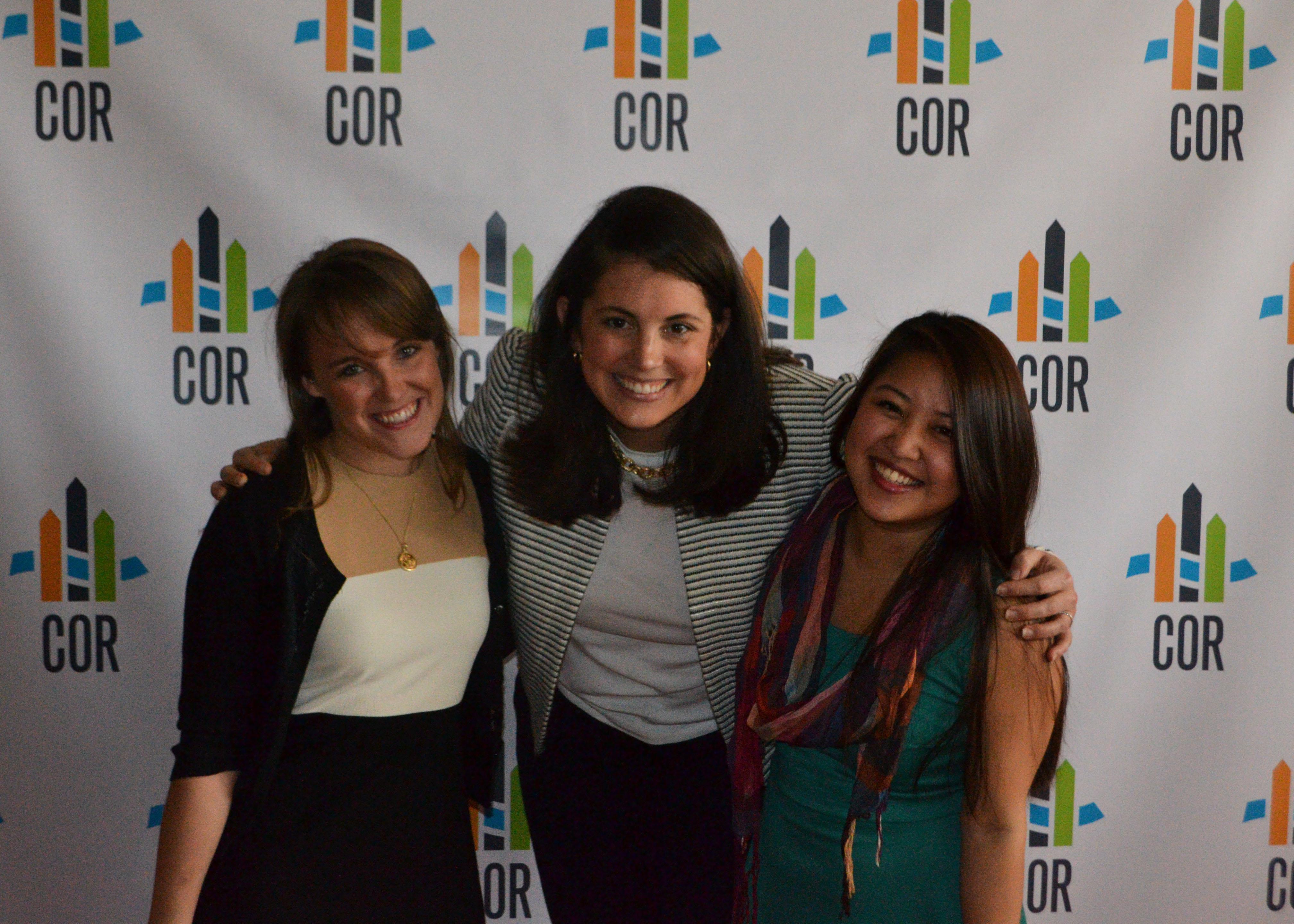 Naomi Sargent, Katherine Hilton & Lynn Luc